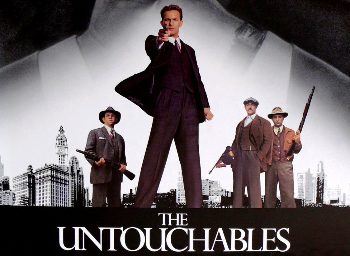 the untouchables The untouchables is an american crime drama that ran from 1959 to 1963 on the  abc television network, produced by desilu productions based on the.