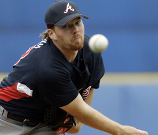 Braves family loses Tommy Hanson