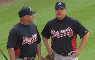 Braves rebuild costs Gonzalez managerial job