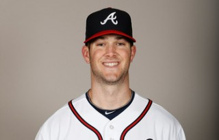 Despite a 54-minute rain delay in game 2, Alex Wood pitched 6 shutout innings, allowing only 2 hits.