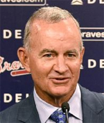 Braves President of Baseball Operations John Hart will continue serving as general manager until a GM is hired