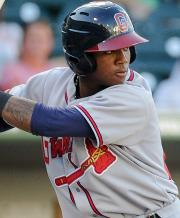OF Ronald Acuna continues to struggle at Triple-A Gwinnett