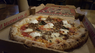 Antico's Pizza at The Battery