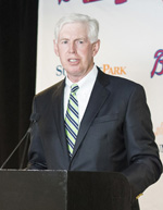 Atlanta Braves Chairman and CEO Terry McGuirk