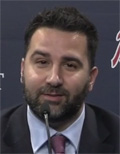 Braves General Manager Alex Anthopoulos