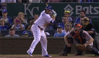 Free agent 3B Mike Moustakas