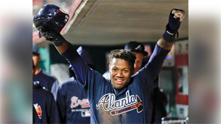 Acuna's Unbelievable Surge Fueling the Surging Braves